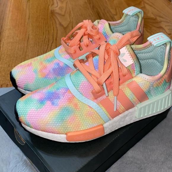 Adidas Shoes Nmd R1 Tie Dye Poshmark